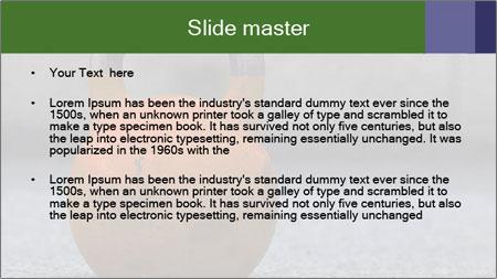 Kettle bell PowerPoint Template - Slide 2