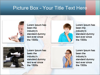 Nerdy guy PowerPoint Templates - Slide 14