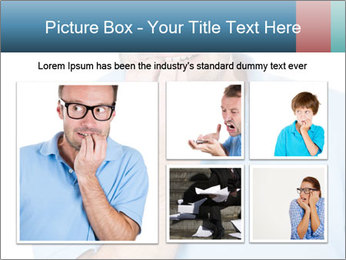 Nerdy guy PowerPoint Templates - Slide 19
