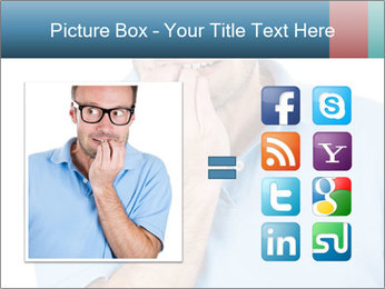 Nerdy guy PowerPoint Templates - Slide 21