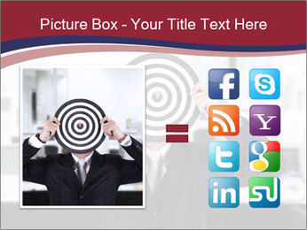 Businessman PowerPoint Template - Slide 21