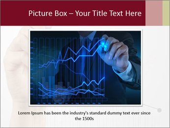 Hand drawing graph chart PowerPoint Templates - Slide 15
