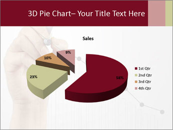 Hand drawing graph chart PowerPoint Templates - Slide 35