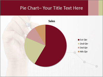Hand drawing graph chart PowerPoint Templates - Slide 36