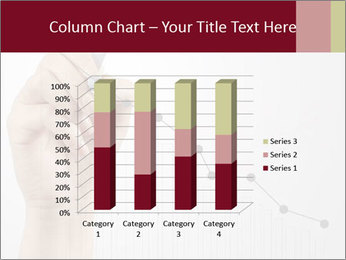 Hand drawing graph chart PowerPoint Templates - Slide 50