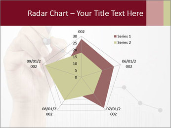 Hand drawing graph chart PowerPoint Templates - Slide 51