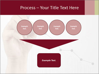 Hand drawing graph chart PowerPoint Templates - Slide 93