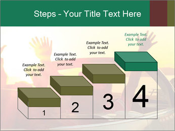 Happy family PowerPoint Templates - Slide 64