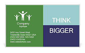 0000094603 Business Card Template