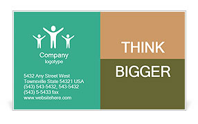 0000094636 Business Card Template