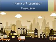 Factory PowerPoint Templates