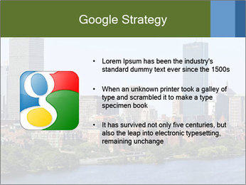 Aerial View of Boston PowerPoint Templates - Slide 10