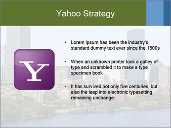 Aerial View of Boston PowerPoint Templates - Slide 11