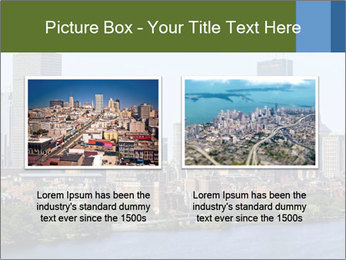 Aerial View of Boston PowerPoint Templates - Slide 18