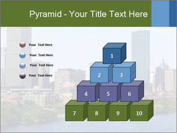 Aerial View of Boston PowerPoint Templates - Slide 31