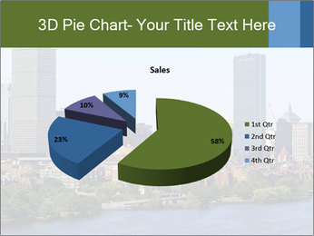 Aerial View of Boston PowerPoint Templates - Slide 35