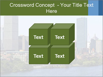 Aerial View of Boston PowerPoint Templates - Slide 39