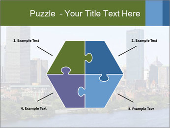 Aerial View of Boston PowerPoint Templates - Slide 40