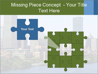Aerial View of Boston PowerPoint Templates - Slide 45
