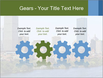 Aerial View of Boston PowerPoint Templates - Slide 48