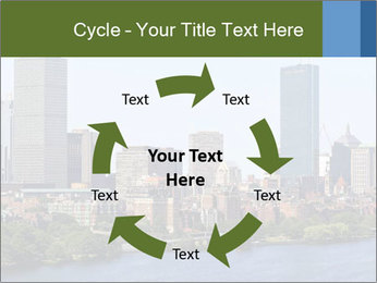 Aerial View of Boston PowerPoint Templates - Slide 62