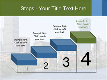 Aerial View of Boston PowerPoint Templates - Slide 64