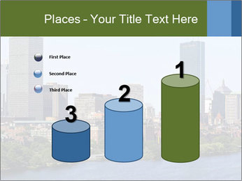 Aerial View of Boston PowerPoint Templates - Slide 65