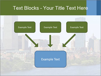 Aerial View of Boston PowerPoint Templates - Slide 70