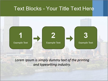 Aerial View of Boston PowerPoint Templates - Slide 71