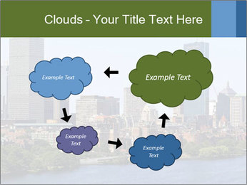 Aerial View of Boston PowerPoint Templates - Slide 72