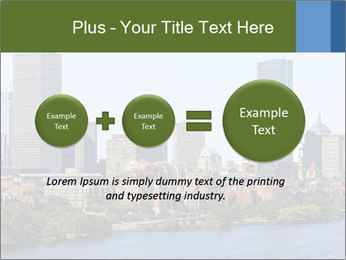 Aerial View of Boston PowerPoint Templates - Slide 75