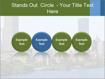 Aerial View of Boston PowerPoint Templates - Slide 76