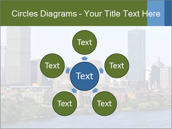 Aerial View of Boston PowerPoint Templates - Slide 78