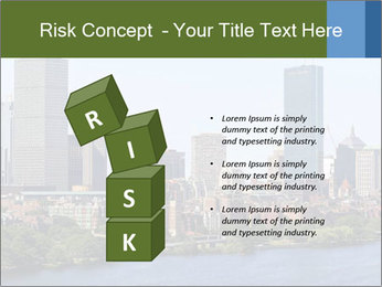 Aerial View of Boston PowerPoint Templates - Slide 81