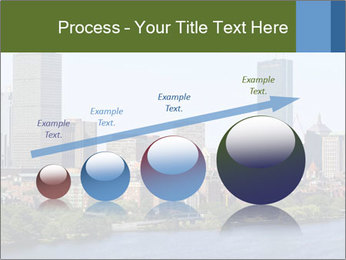 Aerial View of Boston PowerPoint Templates - Slide 87
