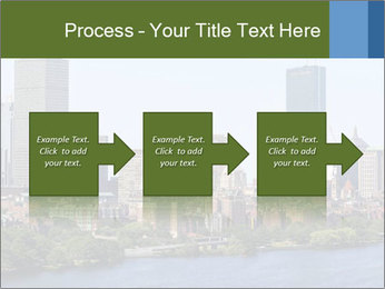 Aerial View of Boston PowerPoint Templates - Slide 88