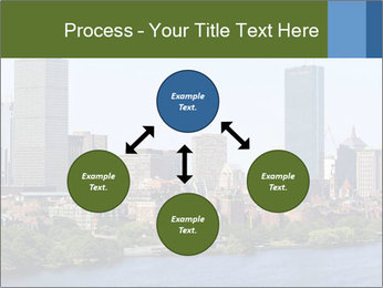 Aerial View of Boston PowerPoint Templates - Slide 91
