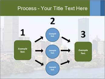 Aerial View of Boston PowerPoint Templates - Slide 92