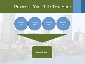 Aerial View of Boston PowerPoint Templates - Slide 93