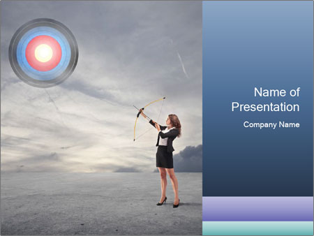 Beautiful career PowerPoint Template