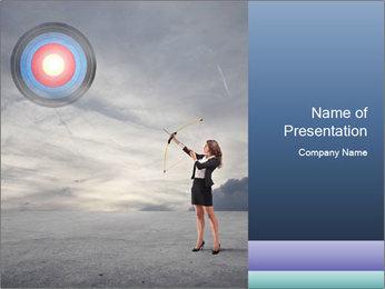 Beautiful career PowerPoint Template - Slide 1