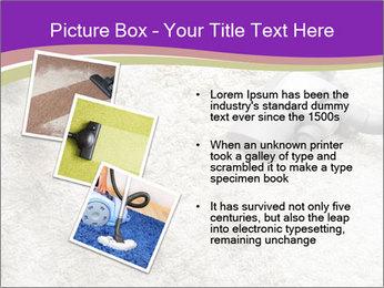 Dirty carpet PowerPoint Template - Slide 17
