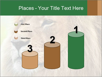Lion savanna PowerPoint Templates - Slide 65