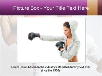 Beautiful woman PowerPoint Templates - Slide 16