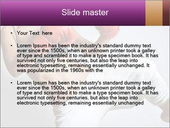 Beautiful woman PowerPoint Templates - Slide 2