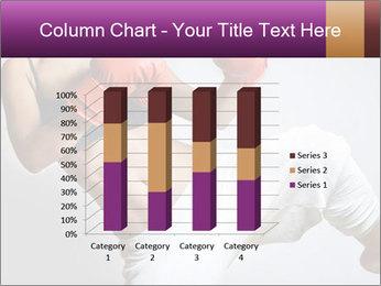 Beautiful woman PowerPoint Templates - Slide 50