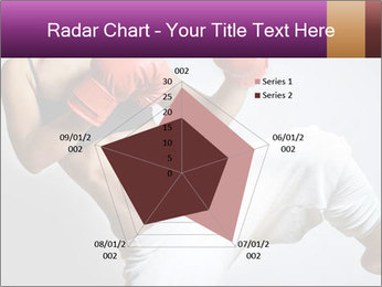 Beautiful woman PowerPoint Templates - Slide 51