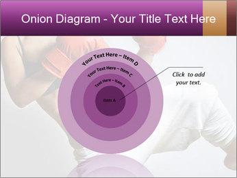 Beautiful woman PowerPoint Templates - Slide 61
