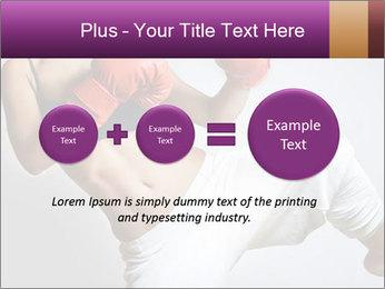 Beautiful woman PowerPoint Templates - Slide 75