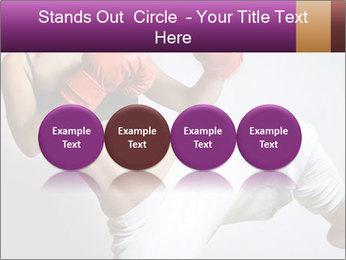 Beautiful woman PowerPoint Templates - Slide 76